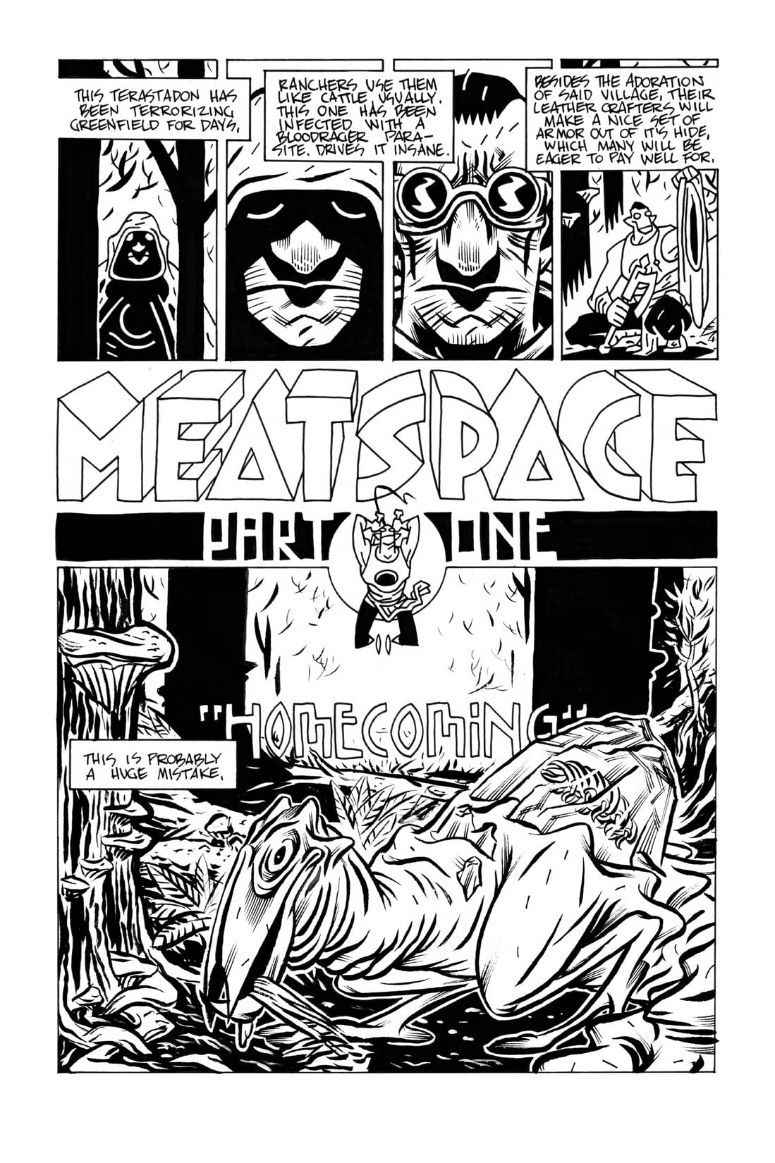 Meatspace #1