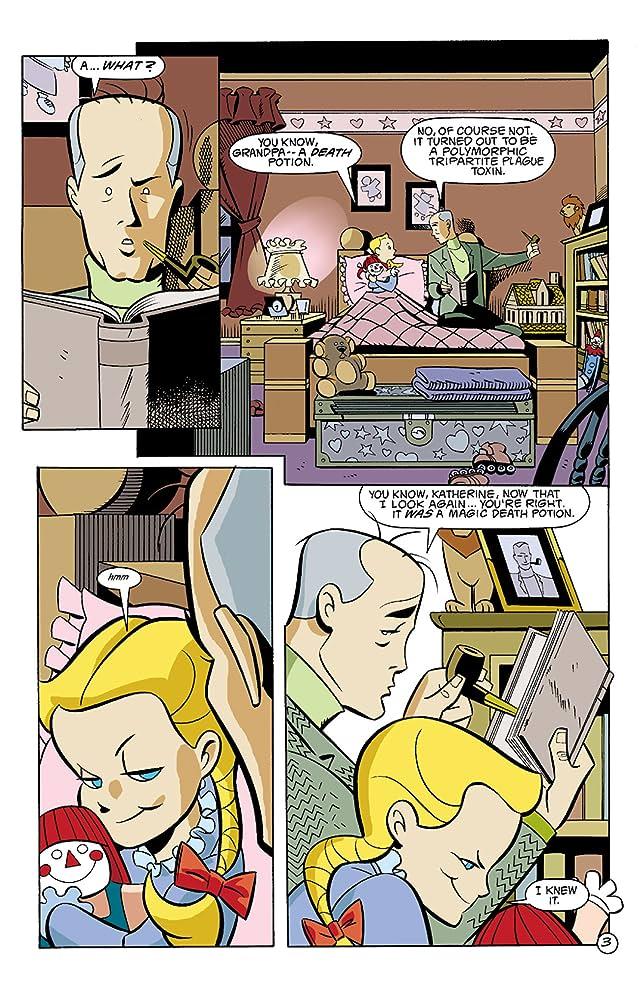 Batman: Gotham Adventures #13