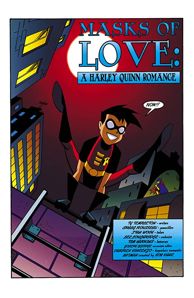 click for super-sized previews of Batman: Gotham Adventures #14