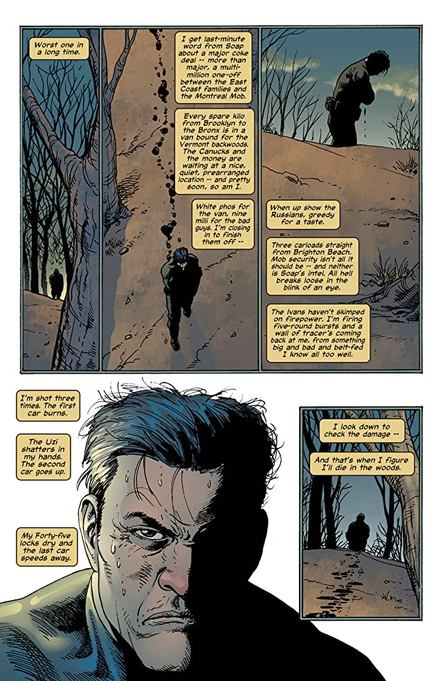 click for super-sized previews of The Punisher (2001-2003) #19