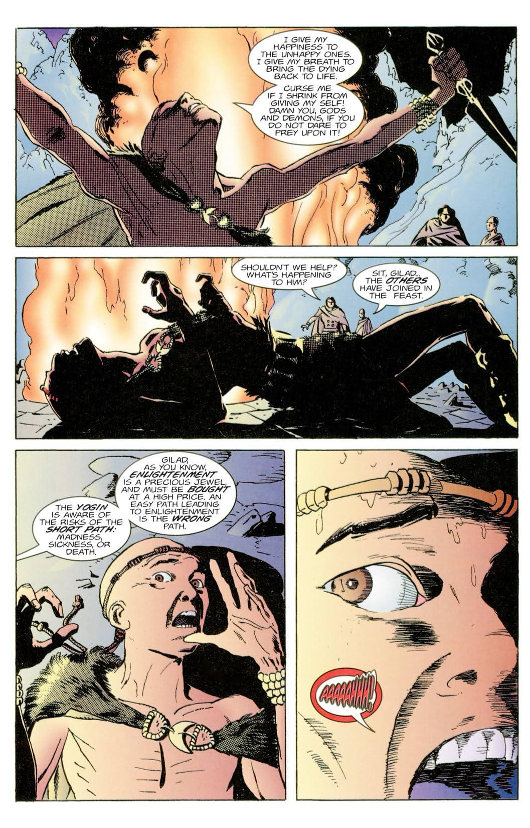 Eternal Warrior: Fist & Steel (1996) #2