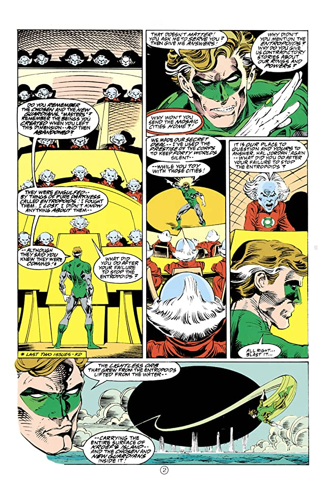 click for super-sized previews of Green Lantern (1990-2004) #34