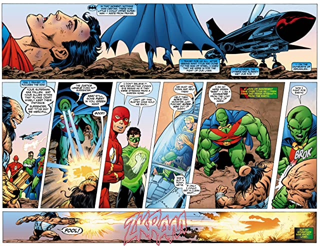 click for super-sized previews of JLA: Classified #53