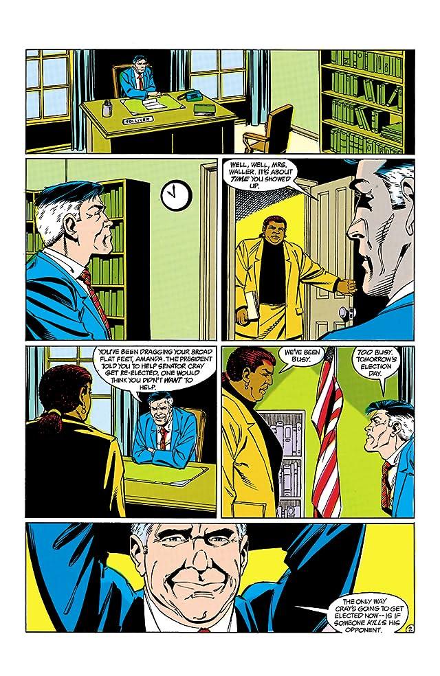 Suicide Squad (1987-1992) #21
