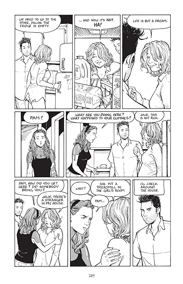 Terry Moore's Echo #15