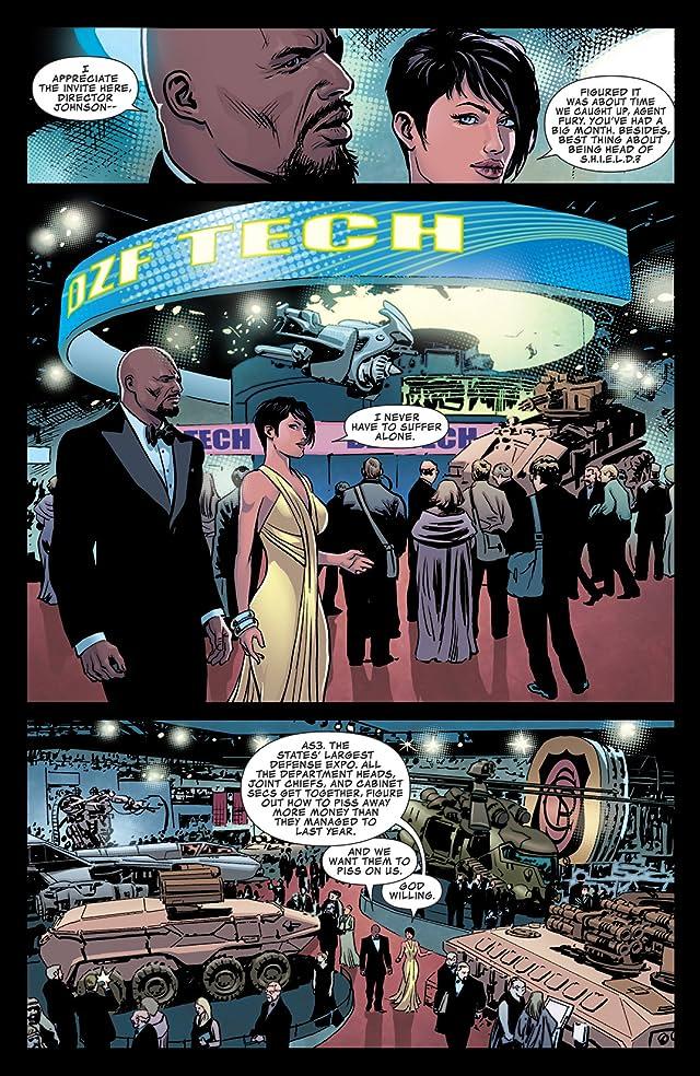 click for super-sized previews of Secret Avengers (2013-2014) #3