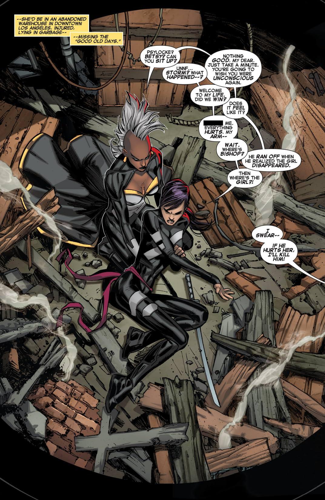 Uncanny X-Force (2013-2014) #3