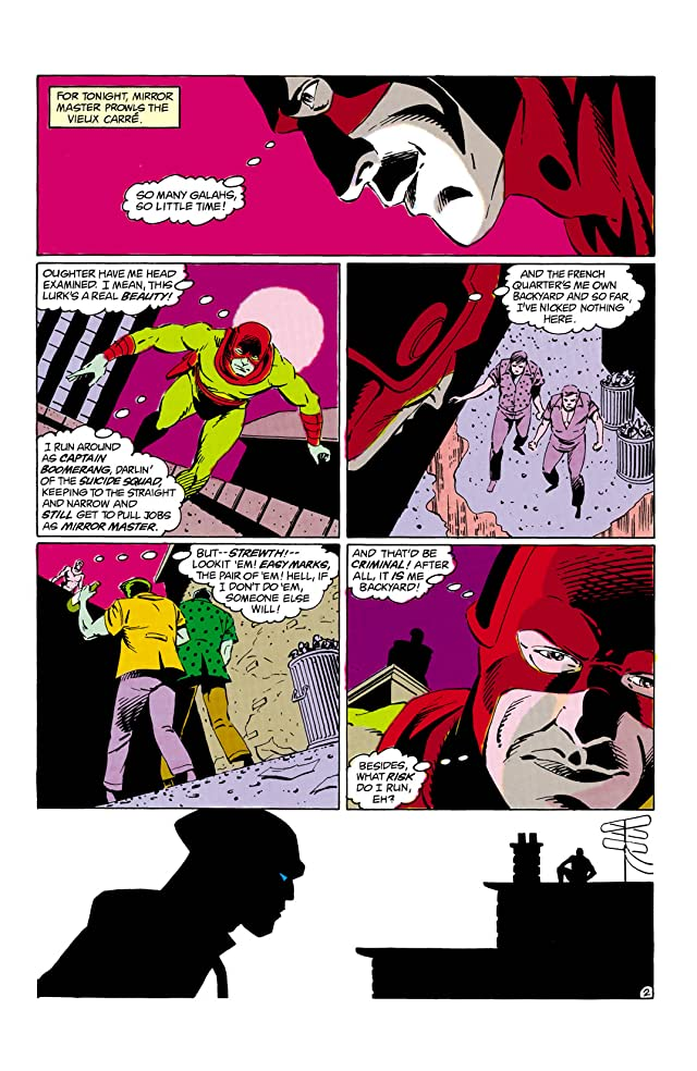 click for super-sized previews of Suicide Squad (1987-1992) #20