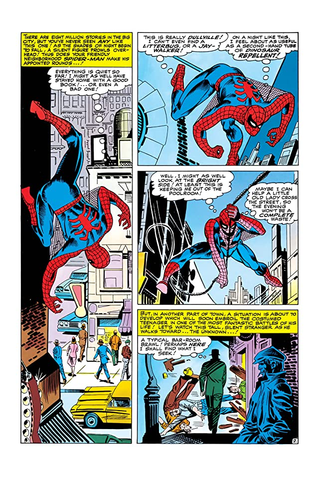 click for super-sized previews of Amazing Spider-Man (1963-1998) Annual #2