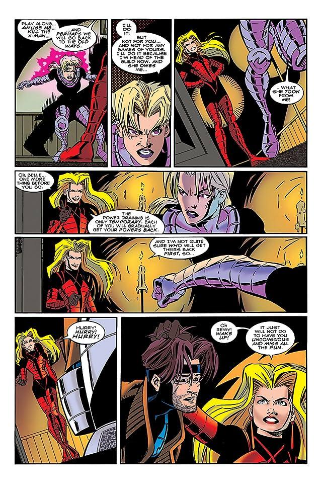 Rogue (1995) #4 (of 4)