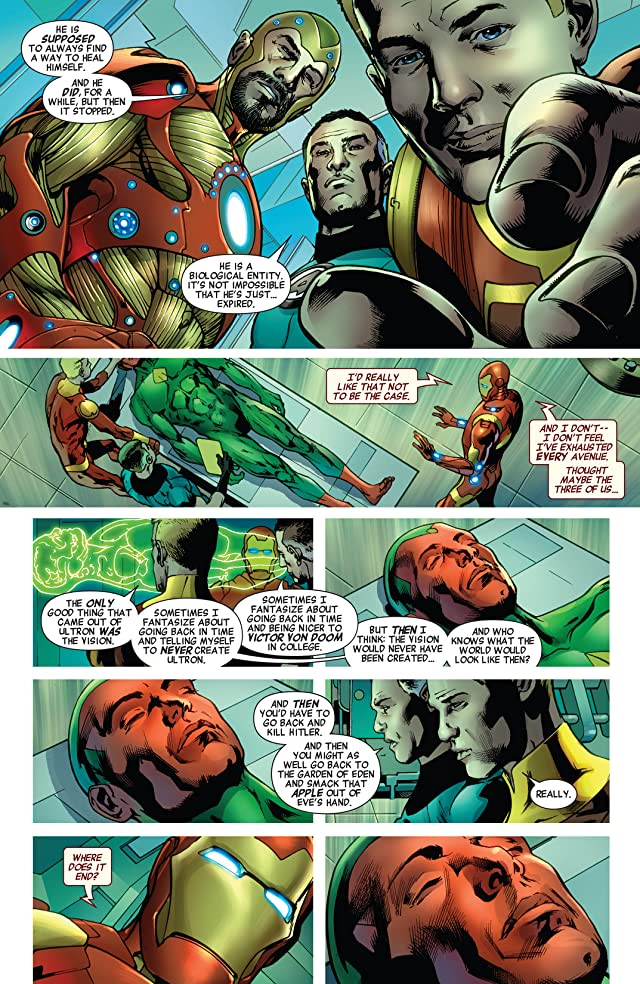 click for super-sized previews of Age of Ultron #5