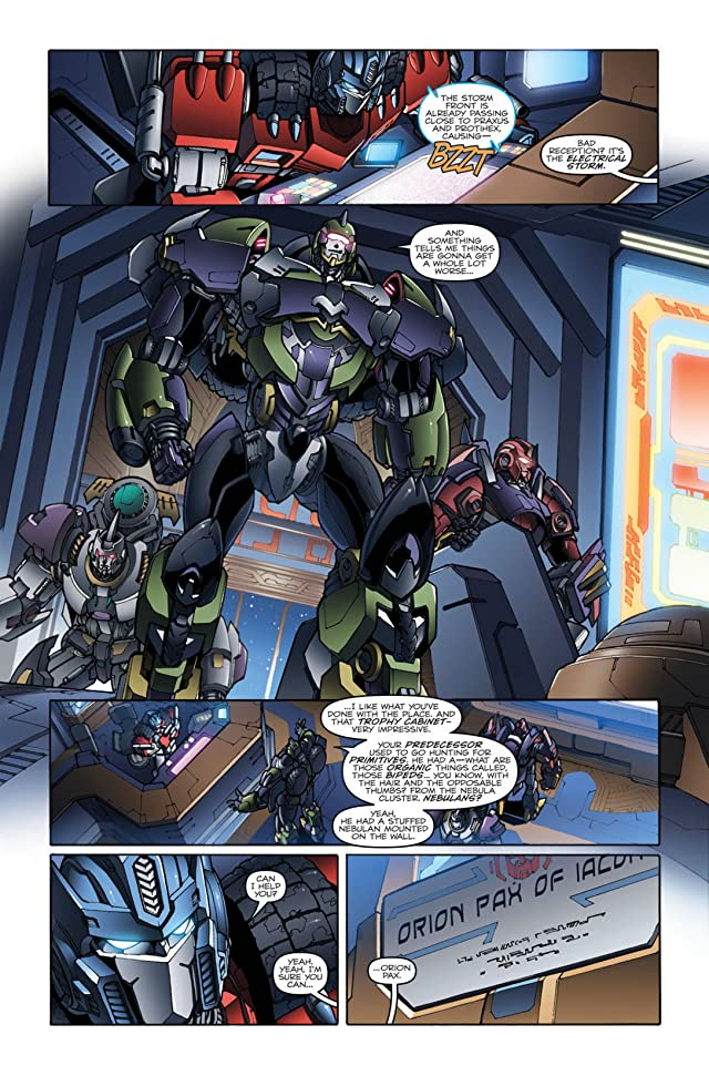 Transformers (2010-2011) #23
