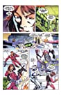 click for super-sized previews of H.A.R.D. Corps (1992-1995) #15