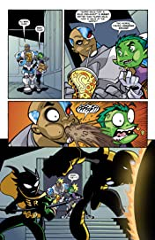 Teen Titans Go! (2004-2008) #31