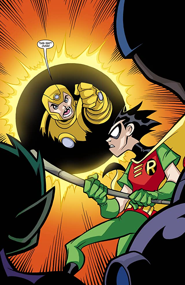 click for super-sized previews of Teen Titans Go! (2004-2008) #31