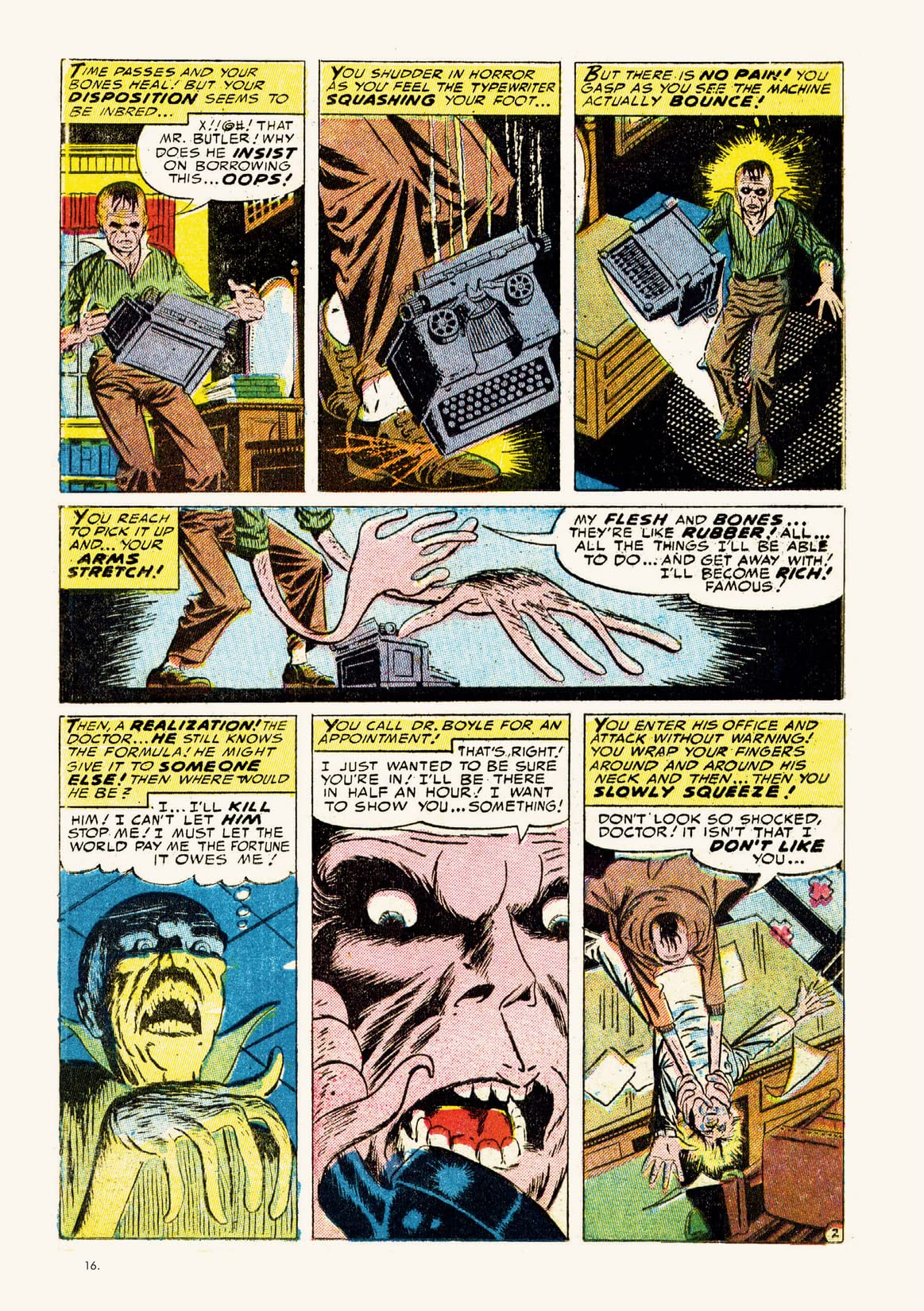 Steve Ditko Archives Vol. 1: Strange Suspense