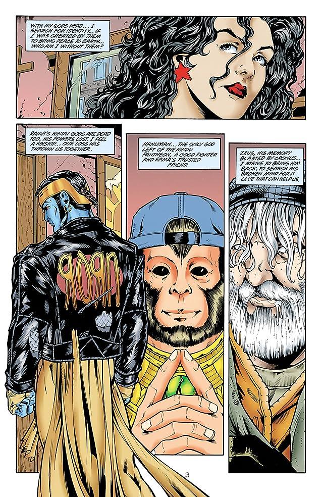Wonder Woman (1987-2006) #150