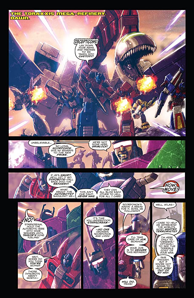 Transformers: Monstrosity #4 (of 12)