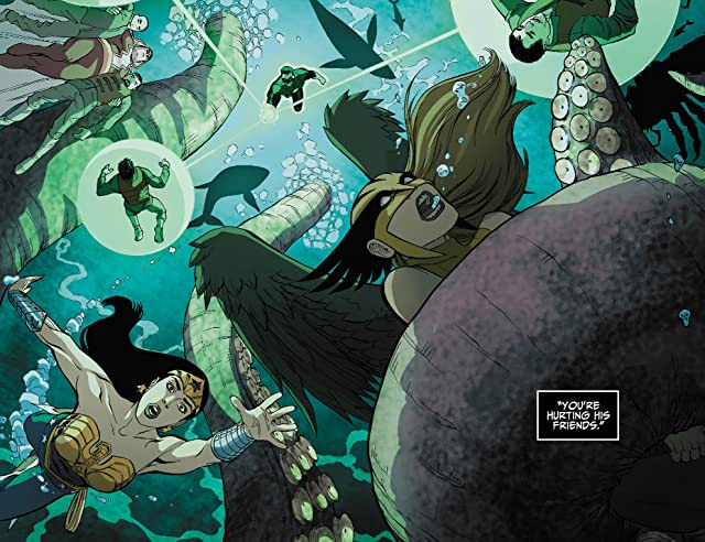 click for super-sized previews of Injustice: Gods Among Us (2013) #12