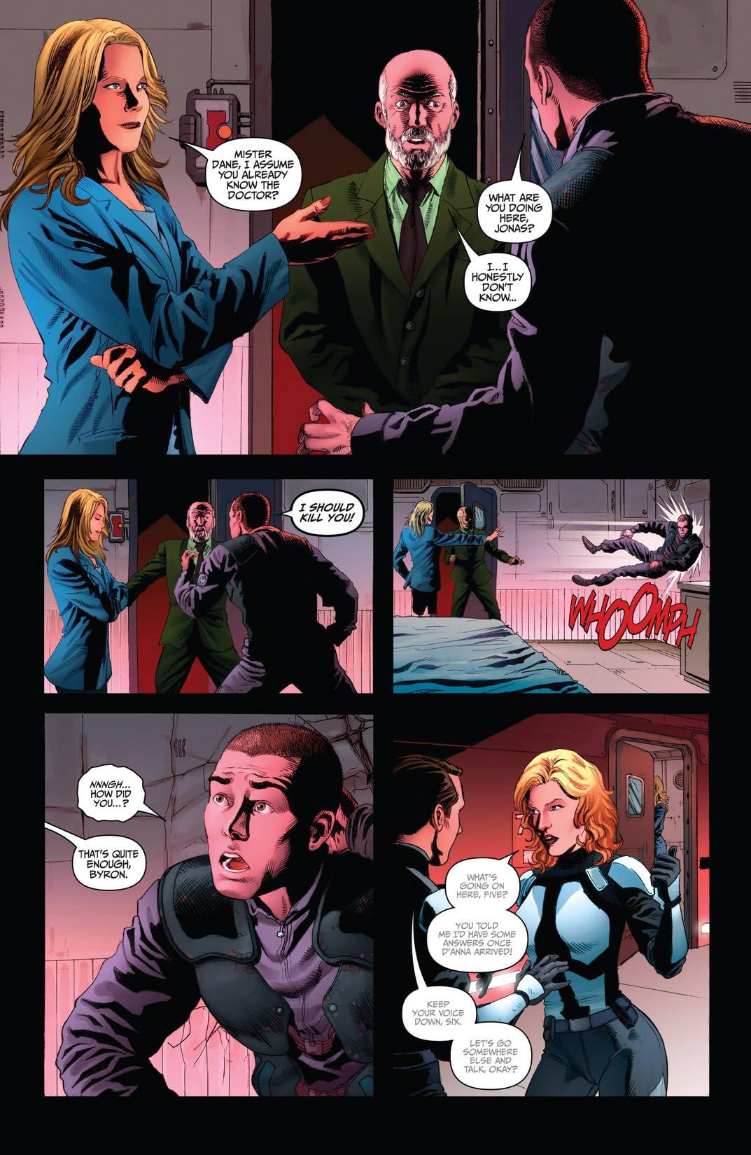 Battlestar Galactica: Season Zero #12