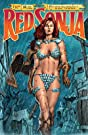 click for super-sized previews of Red Sonja: She-Devil With a Sword #0