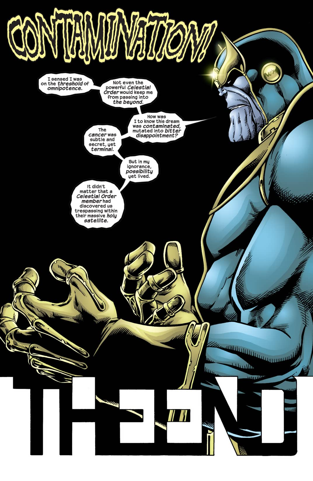 Marvel Universe: The End #4 (of 6)