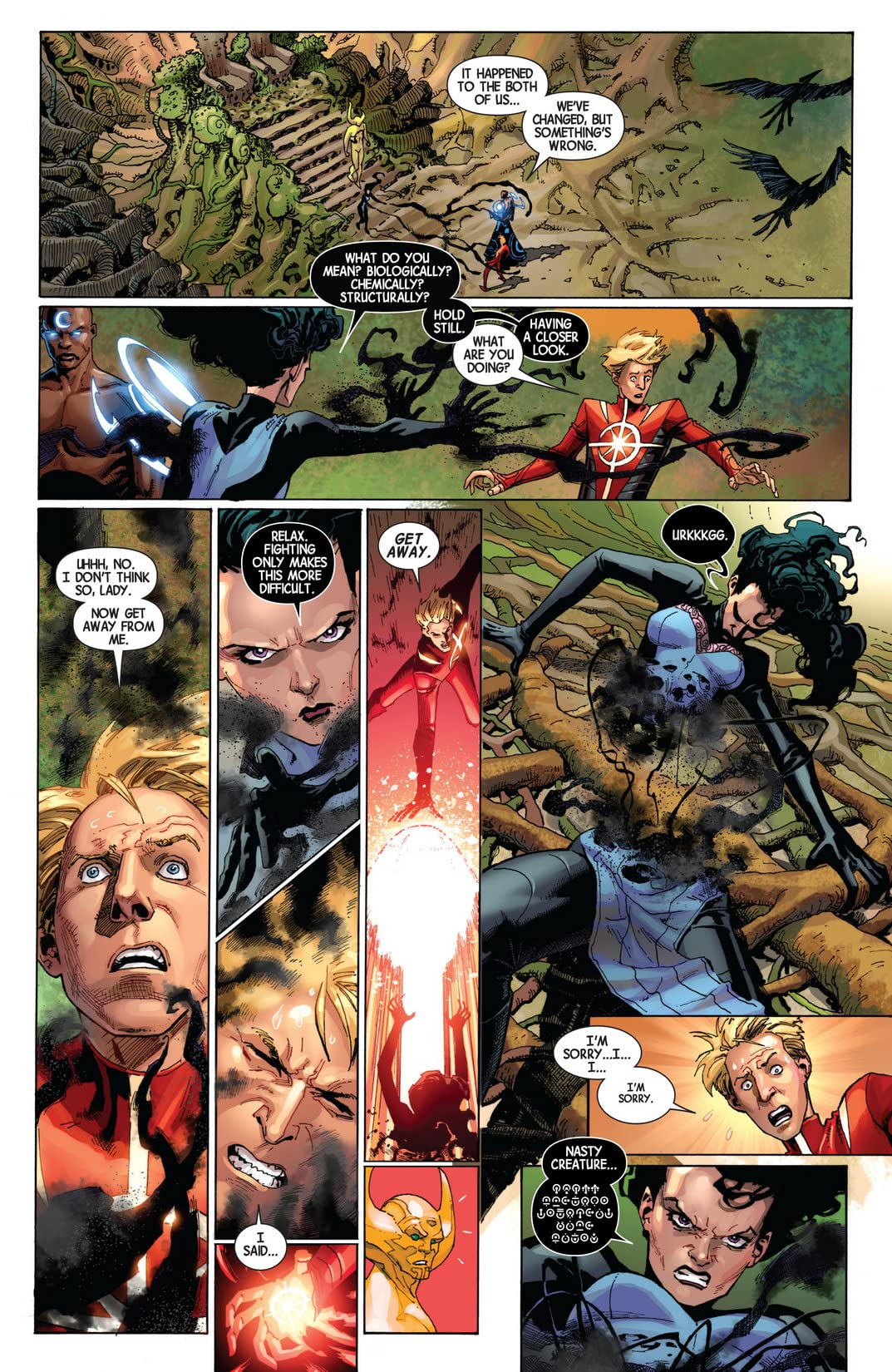 Avengers (2012-2015) #9