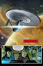 Star Trek: Countdown To Darkness #4