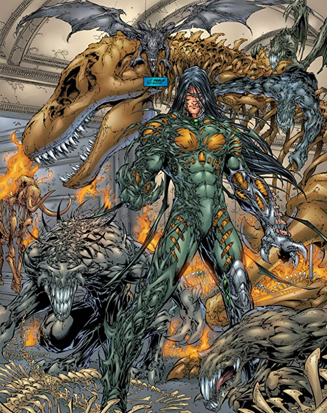 click for super-sized previews of Witchblade #18
