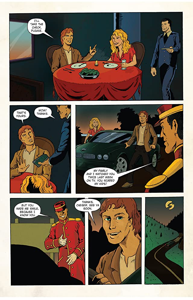 click for super-sized previews of Curse of the Mumy #1