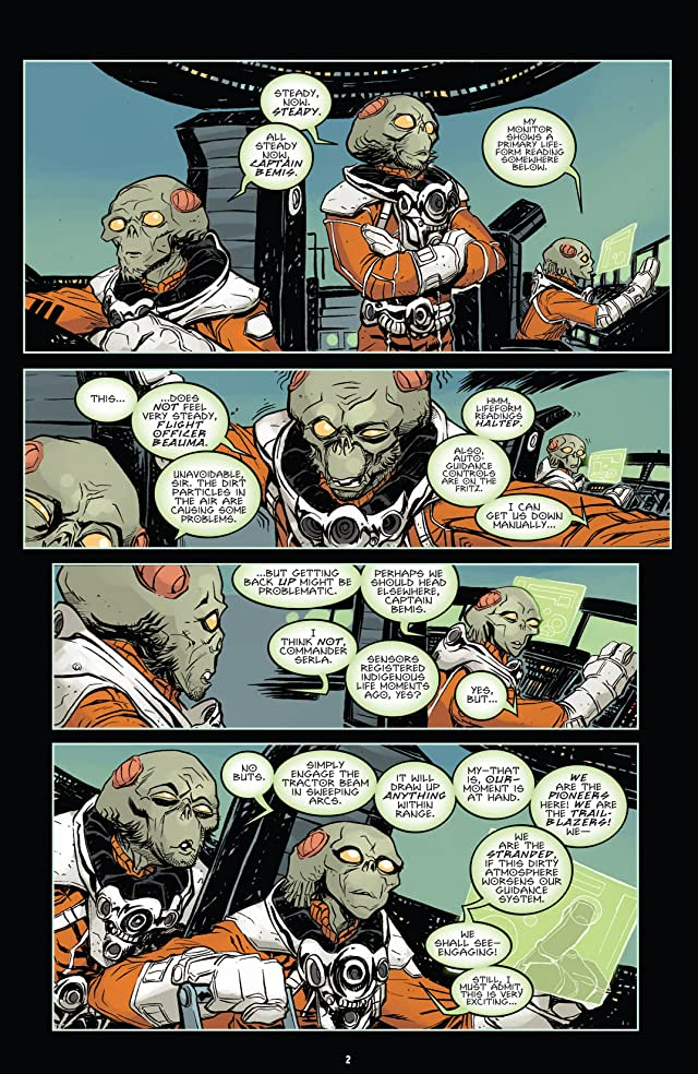 The Colonized #1 (of 4)