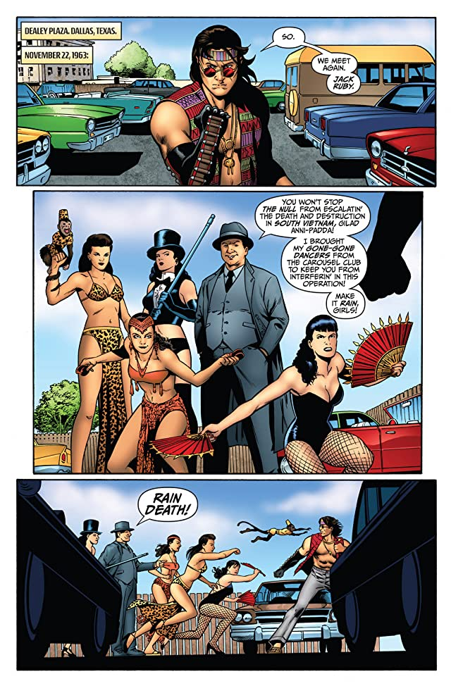 click for super-sized previews of Archer & Armstrong (2012- ) #9: Digital Exclusives Edition