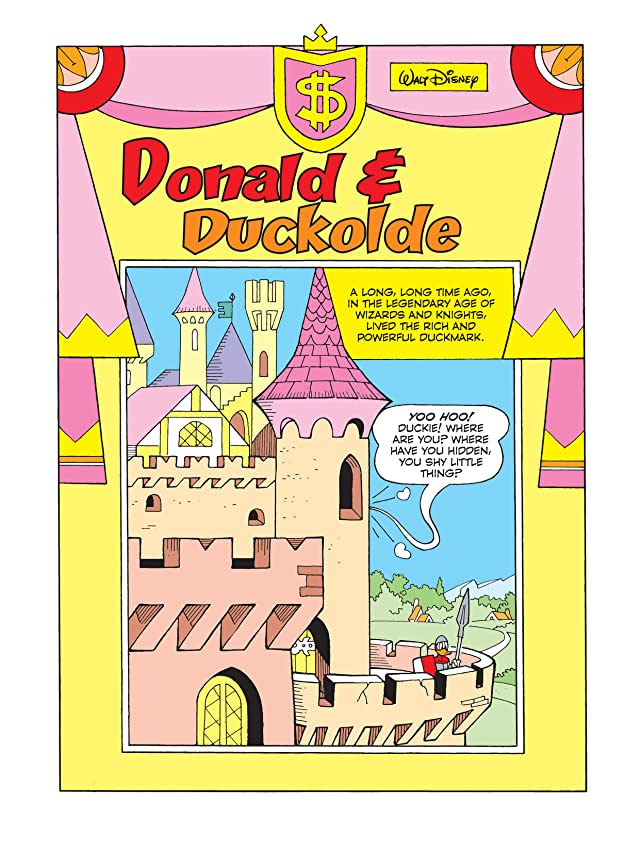 Donald and Duckolde #1