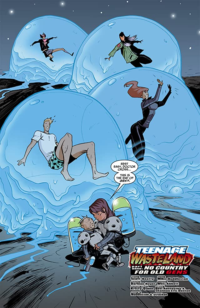 click for super-sized previews of Gen13 (2006-2011) #29