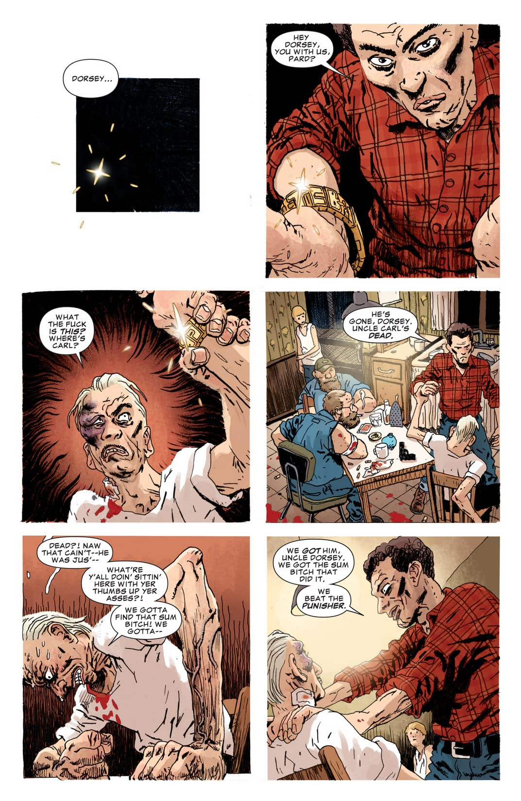 Untold Tales of Punisher Max #2 (of 5)