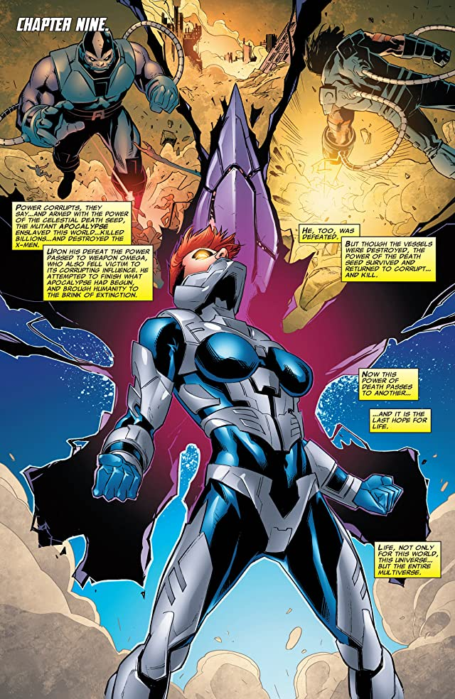 click for super-sized previews of Astonishing X-Men (2004-2013) #61
