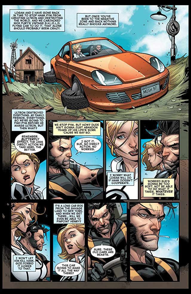 click for super-sized previews of Wolverine and the X-Men #27AU
