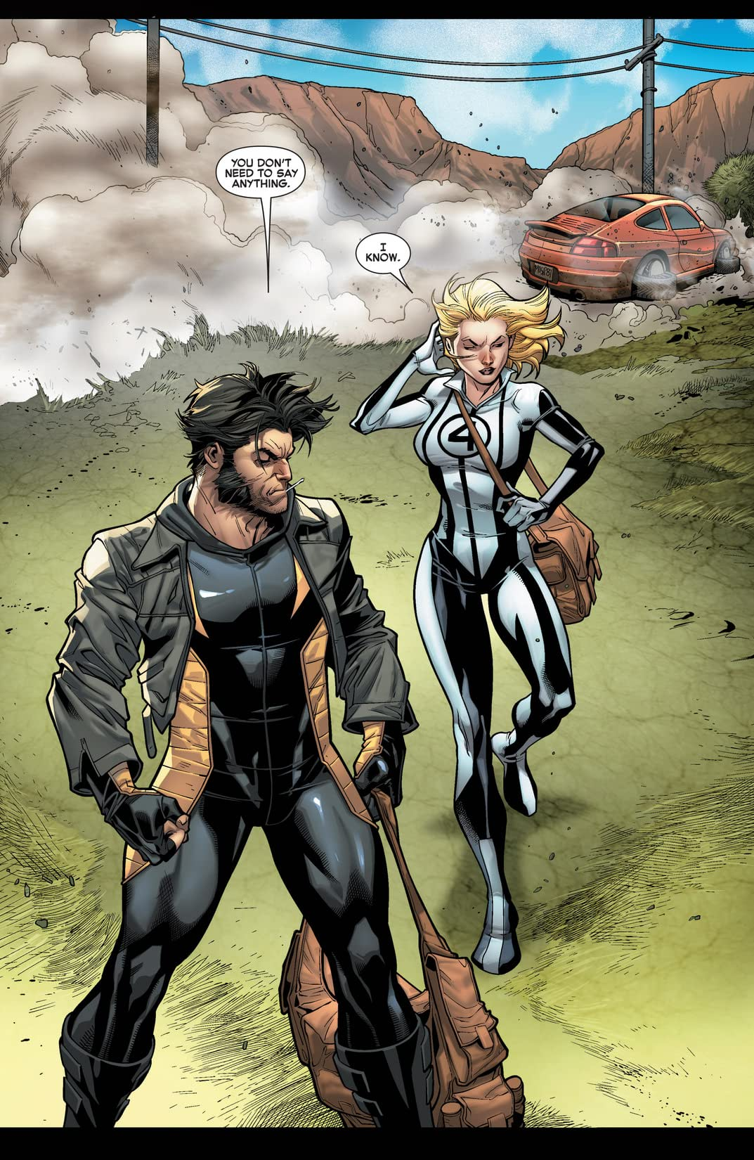 Wolverine and the X-Men #27AU