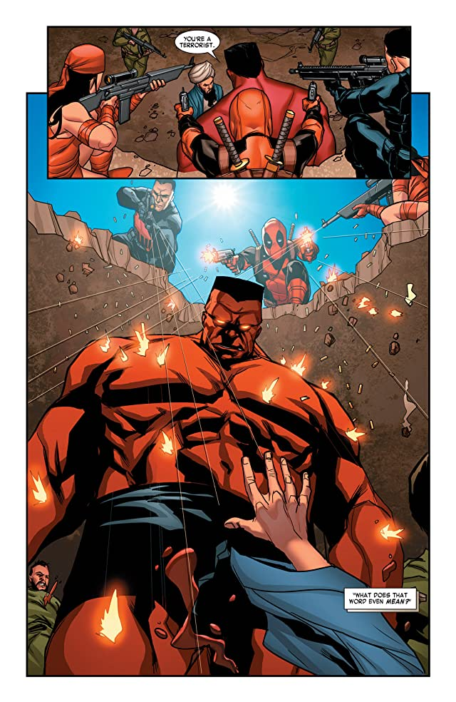 click for super-sized previews of Thunderbolts (2012-) #8
