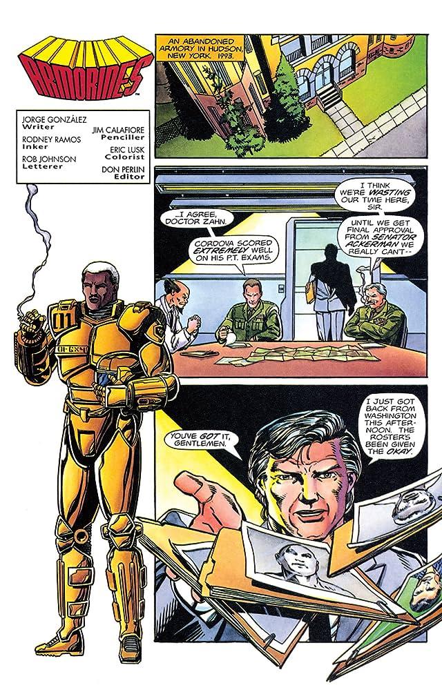 Secrets of the Valiant Universe (1994-1995) #1