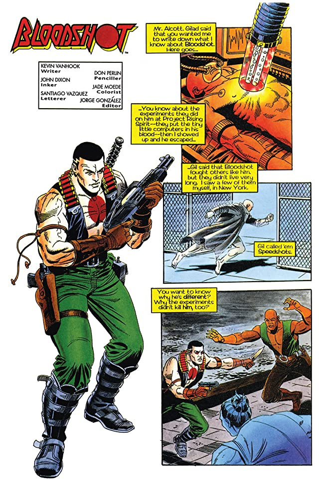 click for super-sized previews of Secrets of the Valiant Universe (1994-1995) #1