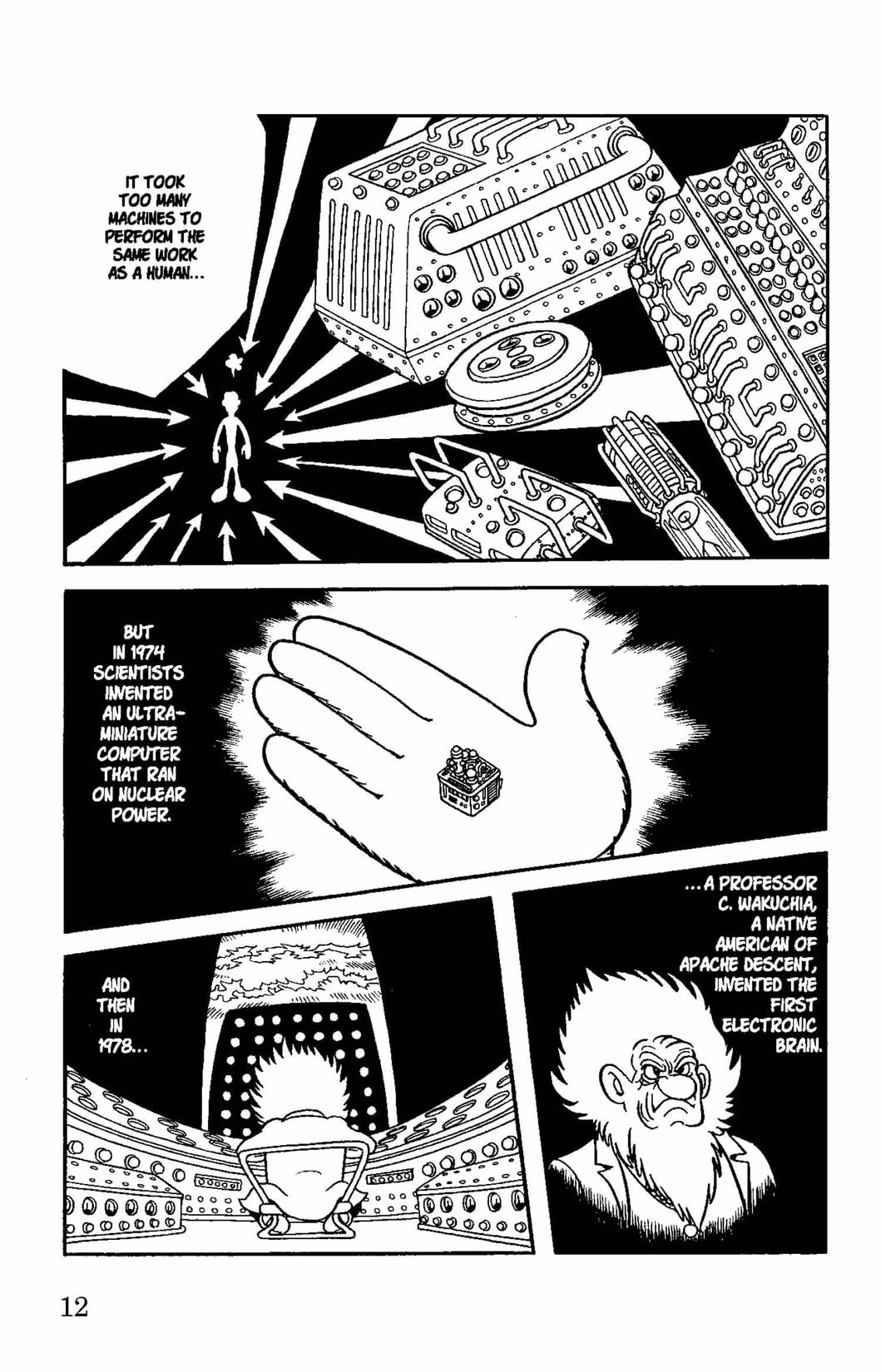 Astro Boy Volume 1 & 2