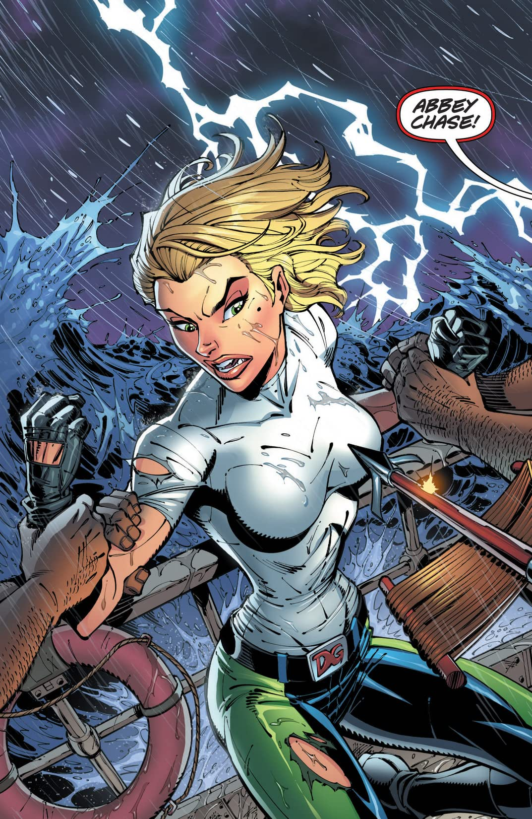 Danger Girl: Trinity #1 (of 4)