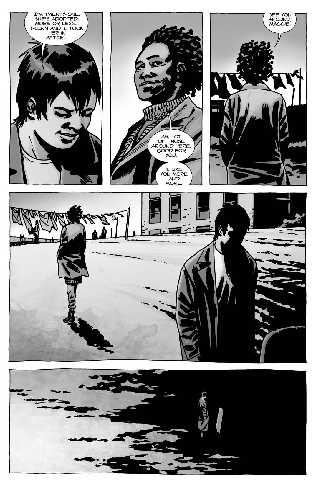 The Walking Dead #109