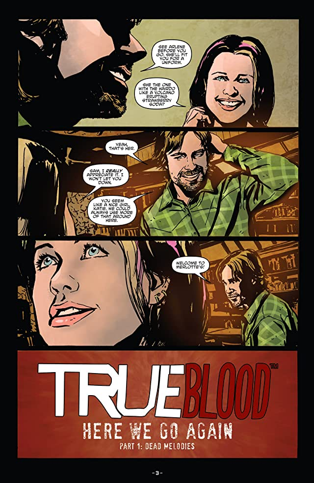 click for super-sized previews of True Blood (2012-2013) #11