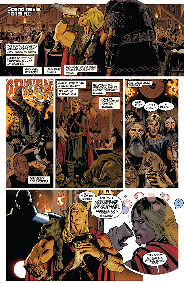 click for super-sized previews of Uncanny Avengers #6