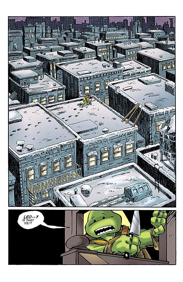 Teenage Mutant Ninja Turtles - Color Classics: Micro Series - Leonardo