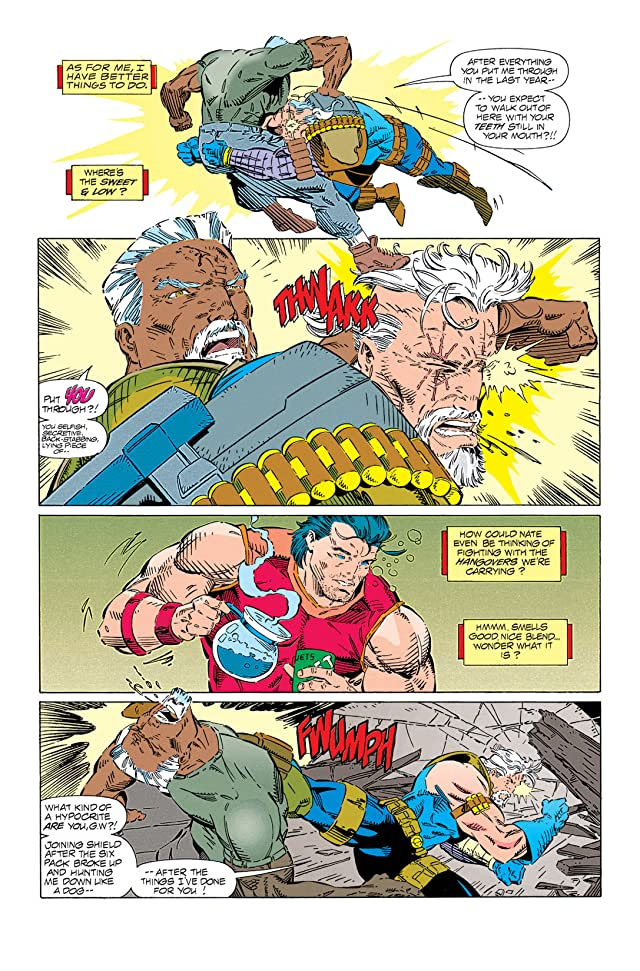 click for super-sized previews of Cable (1993-2002) #4