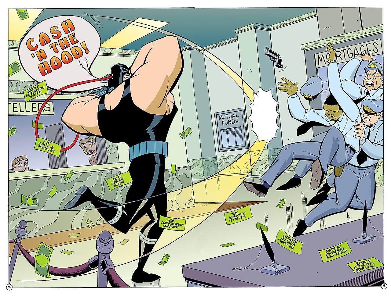 Batman: Gotham Adventures #15
