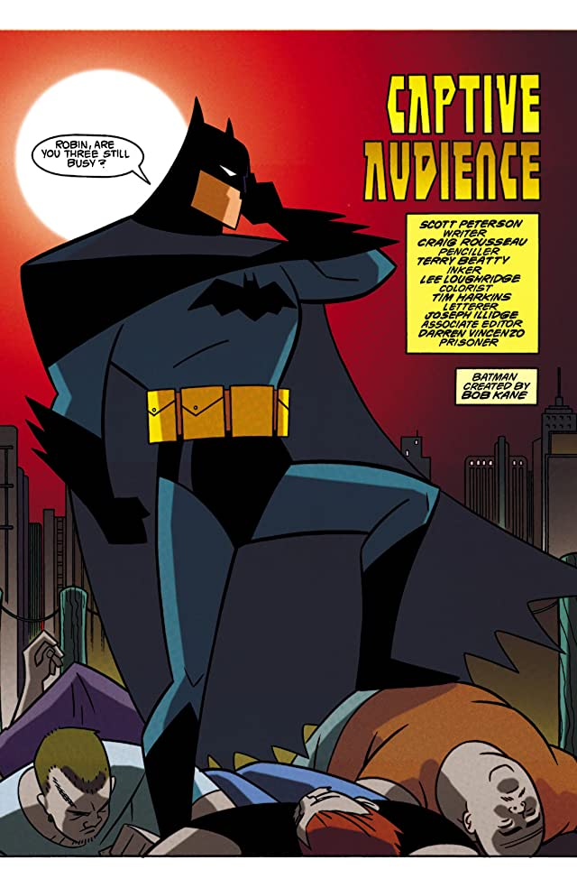 click for super-sized previews of Batman: Gotham Adventures #16